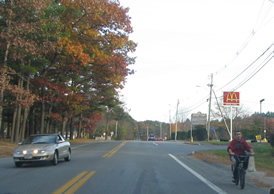 Bike McDonalds