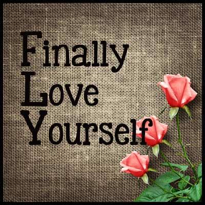 Finally Love Yourself 02