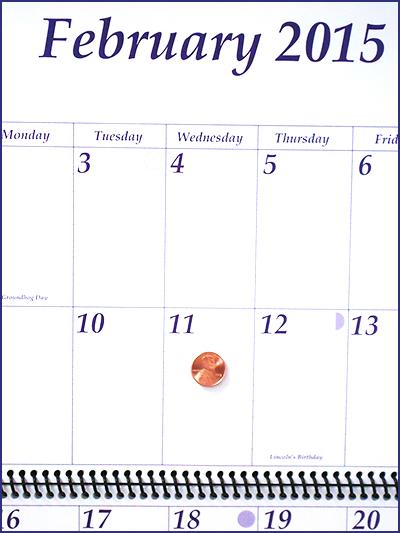How Big Are The Calendar Squares Flylady Net