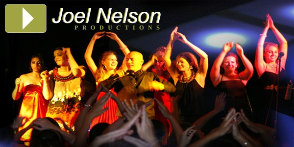 Joel Nelson Productions Bar Mitzvah Homepage