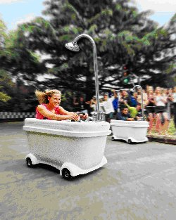 Bathtub Racers