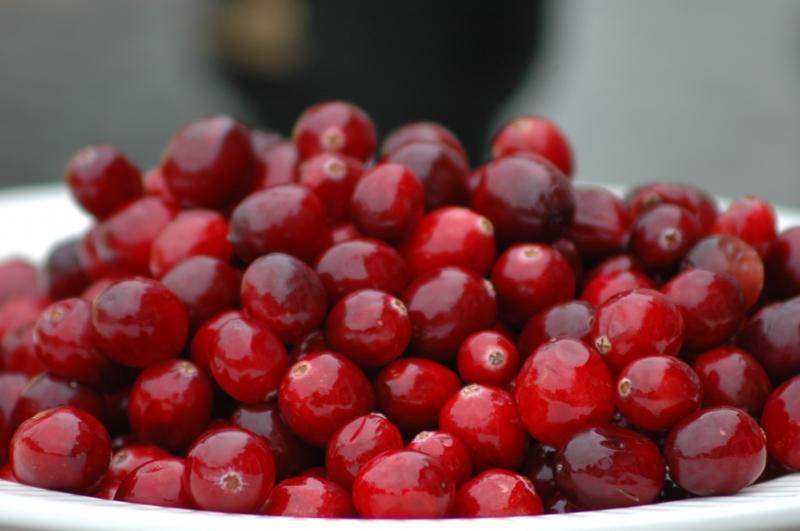 Cranberrries