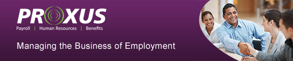 PROXUS - Payroll | Human Resources | Benefits