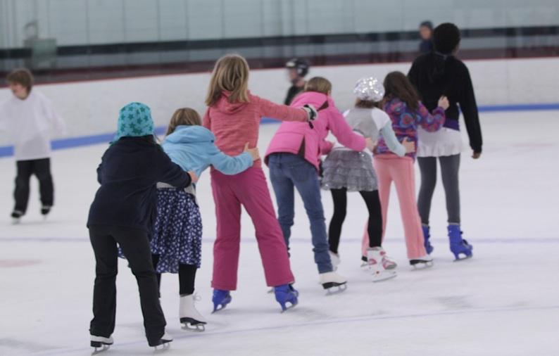 MSN Family Skating 2010