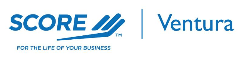 New SCORE Ventura Logo