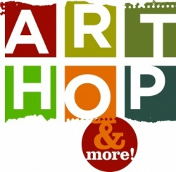 Art Hop & More-May13