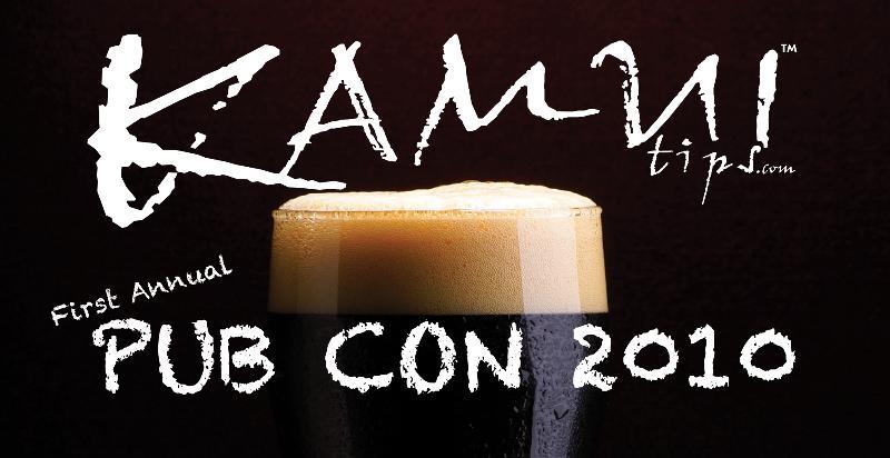 First Annual Kamui Pub Con 2010