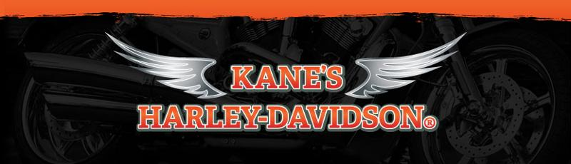 kanes harley davidson newsletter graphic