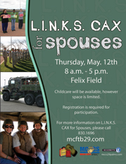 L I N K S  FOR SPOUSES C A X