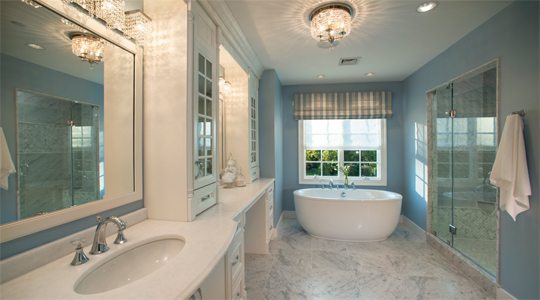 Image: Master Bathroom