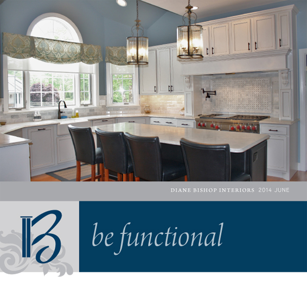 Image: Header - Diane Bishop Interiors - June 2014 - Be Functional