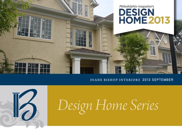 Image: Header - Diane Bishop Interiors - September 2013 - Design Home Series