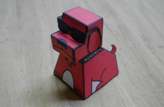 Red Dog Kit