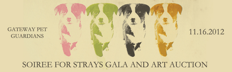 2012 Soiree for Strays