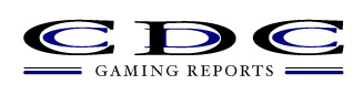 CDC Gaming Reports Logo