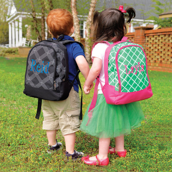 Don't Let School Be Such a Pain–6 Backpack Safety Tips