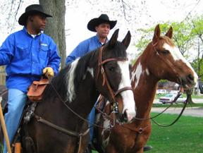 Renaissance Equestrian Society of Detroit, Michigan