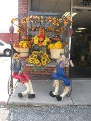Fall Cart