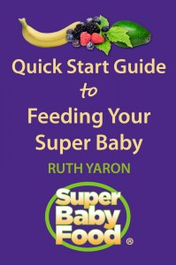 Super Baby Food Quick Smart Guide ebook
