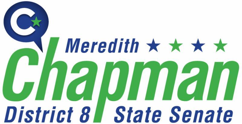 Meredith Chapman State Senate Logo