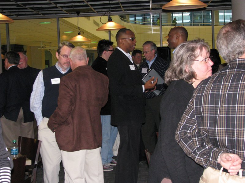 March 2013 Networking Mixer