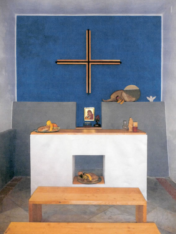 Song of Songs Chapel on Malta
