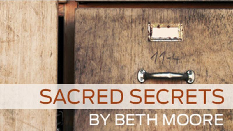 Sacred Secrets Study Journal: A Living Proof Live Experience