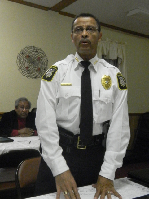 Chief Johnson