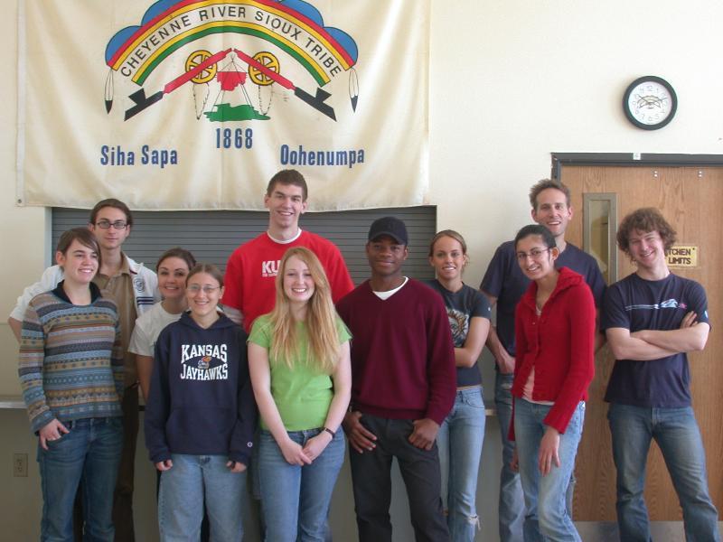 Volunteers 2006