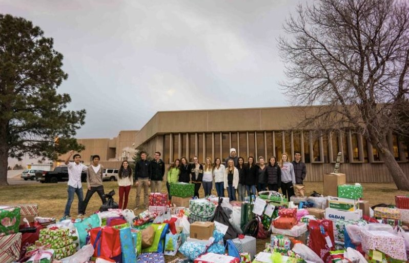 Christmas Toy Drive - Fairview HS