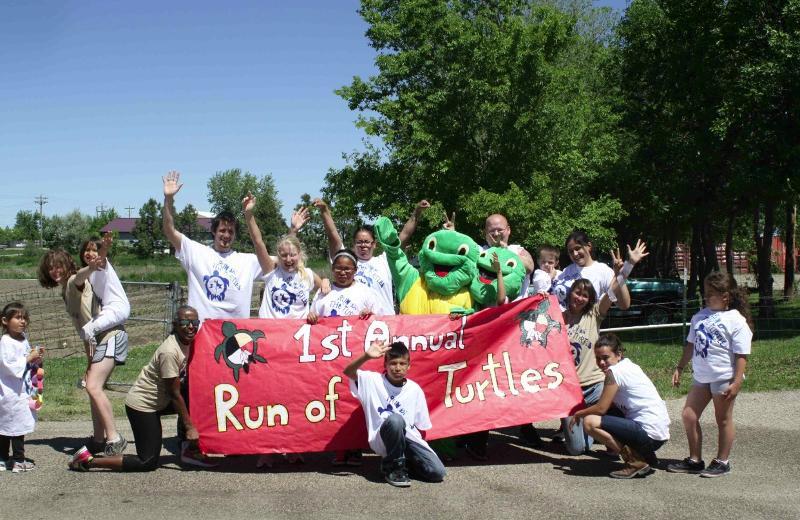 Run of the Turtles 2013