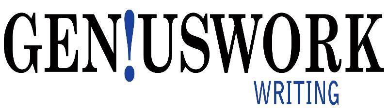New GW Writing Logo