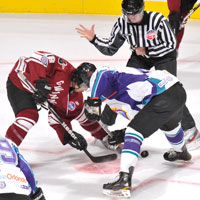 Solar Bears vs. Gwinnett