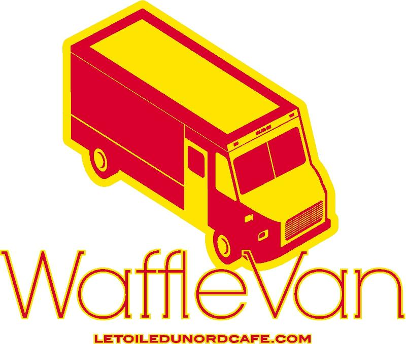 Waffle van