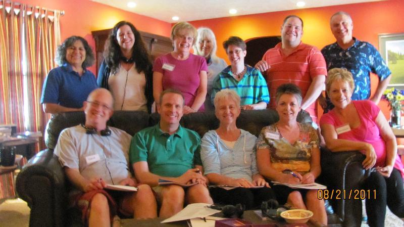 Excursion OKC Participants at Greg