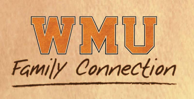 WMU Family Connection Logo