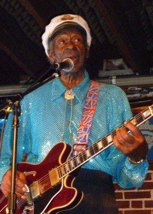 Chuck Berry at BBH