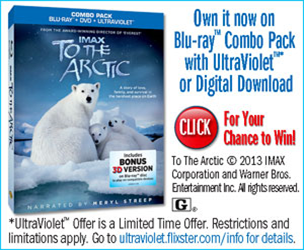 To The Arctic DVDs