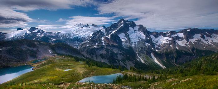 Cascade Mountains Washington