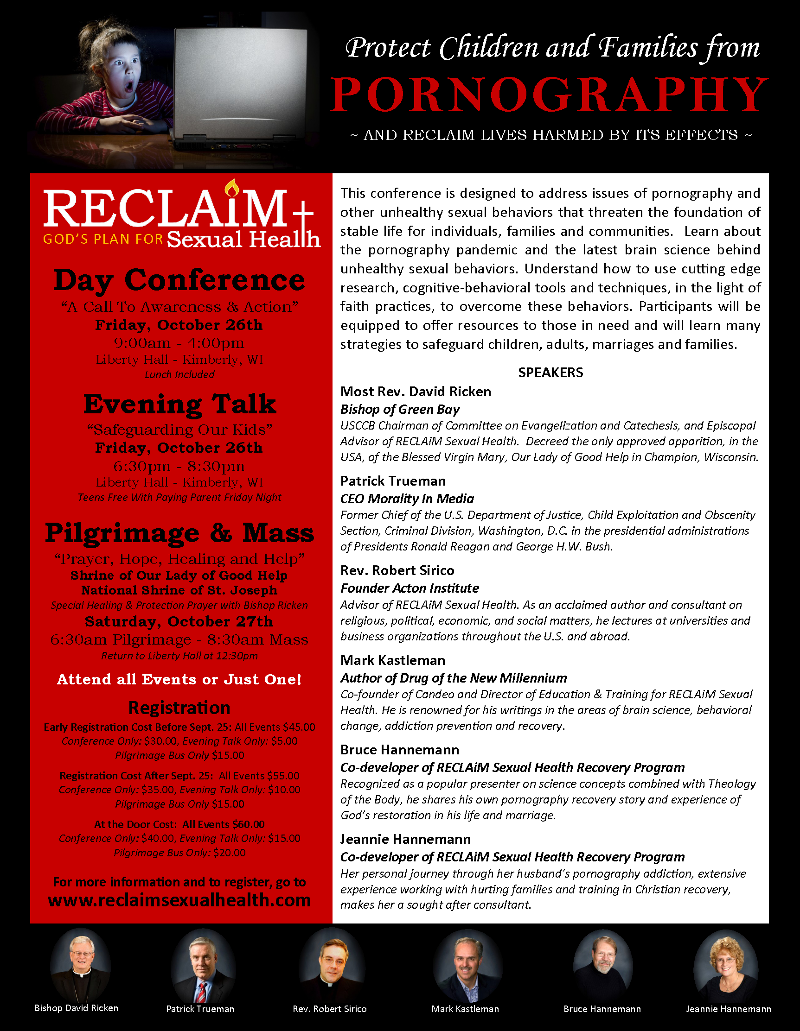 RECLAiM Conference Flyer 5