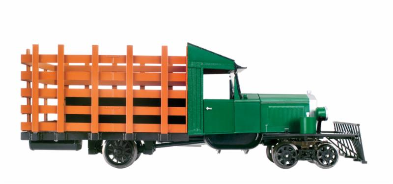 Keep On Truckin' With Bachmann Spectrum G Scale Rail Trucks!