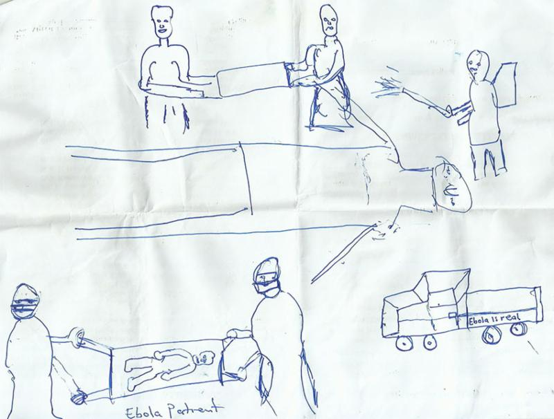 Francis drawing