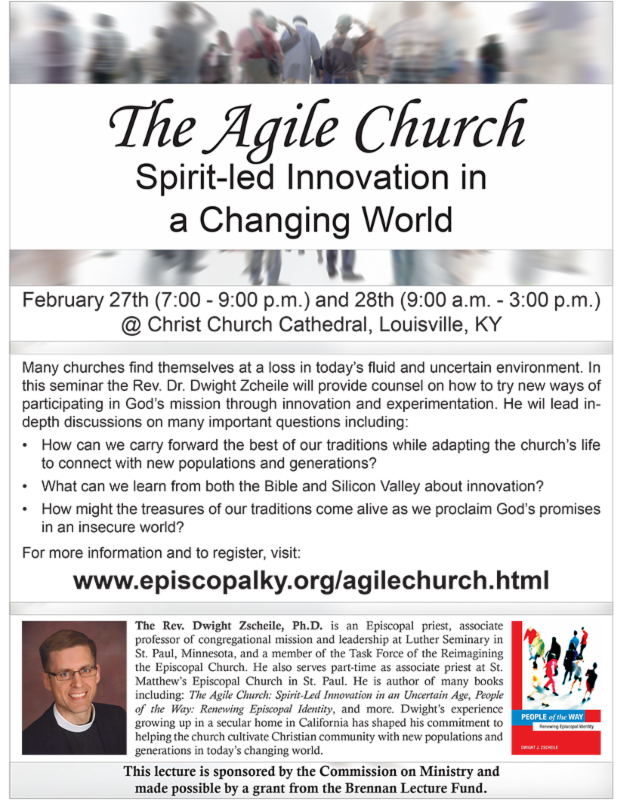 The Agile Church