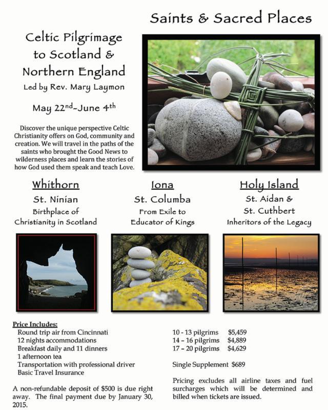 Scotland flyer