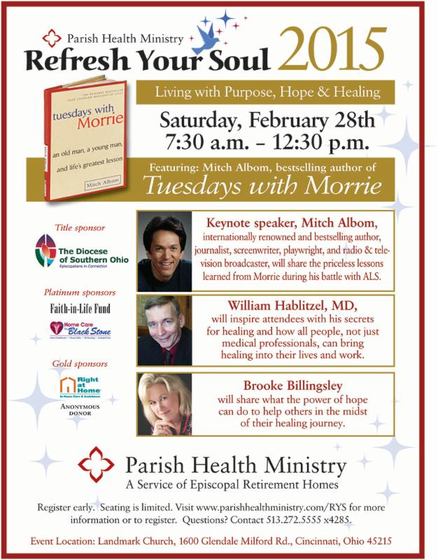 Refresh Your Soul Conference