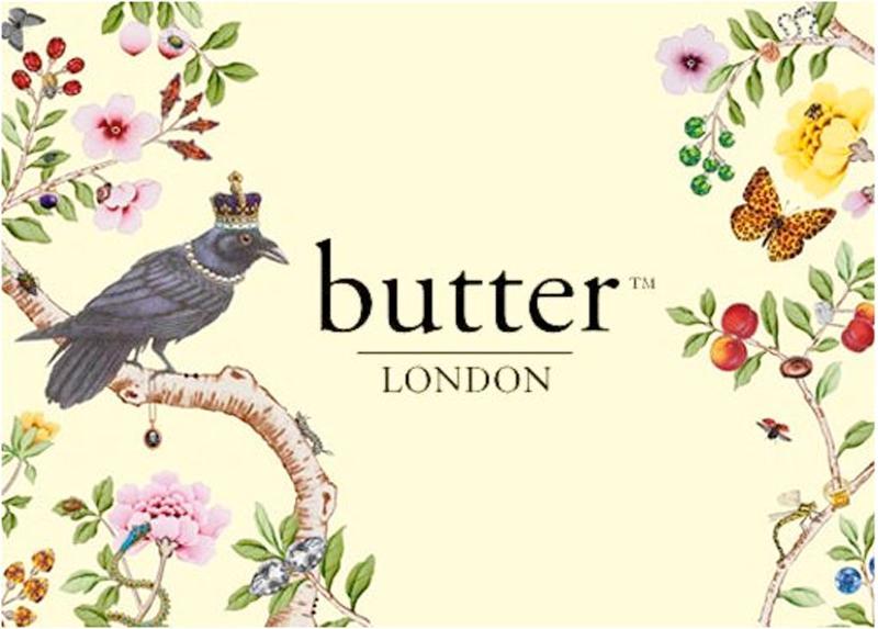 Butter LONDON logo