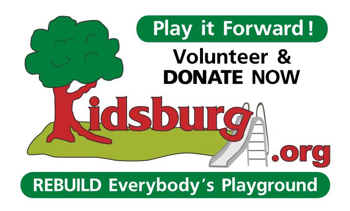 kidsburg.org banner
