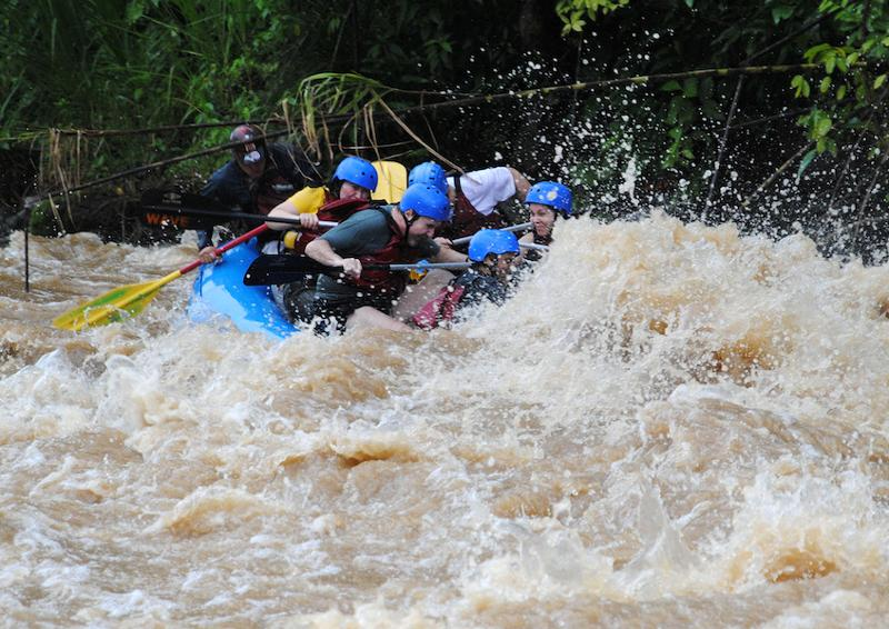 Costa Rica Rafting Nov 11