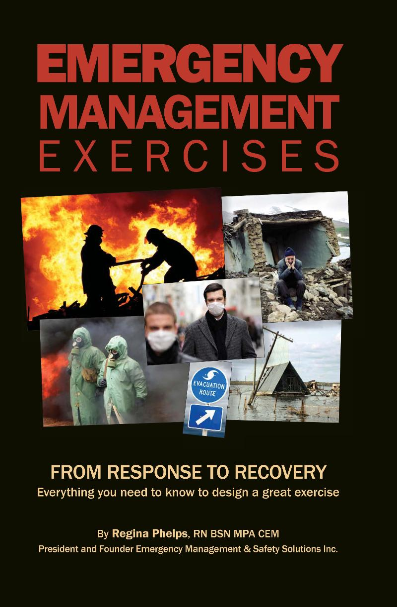 Emergency Management Exercises Cover