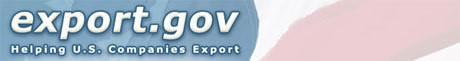 Export dot gov logo